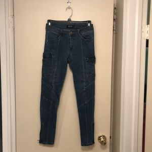 Fashion Nova High-Waisted Skinny Jeans